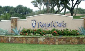 Royal Oaks Subdivision